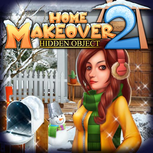Hidden Object Home Makeover 2 LOGO-APP點子