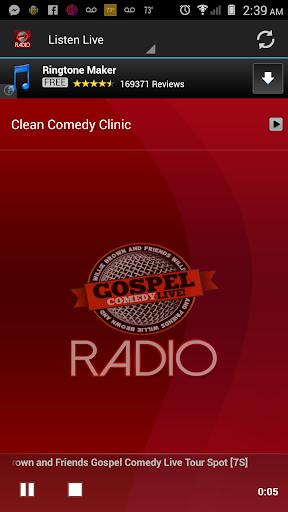 Gospel Comedy Live Radio