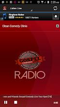 Gospel Comedy Live Radio screenshot thumbnail