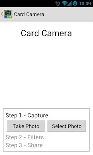 Card Camera Free - screenshot thumbnail