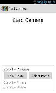 Card Camera Free- screenshot thumbnail