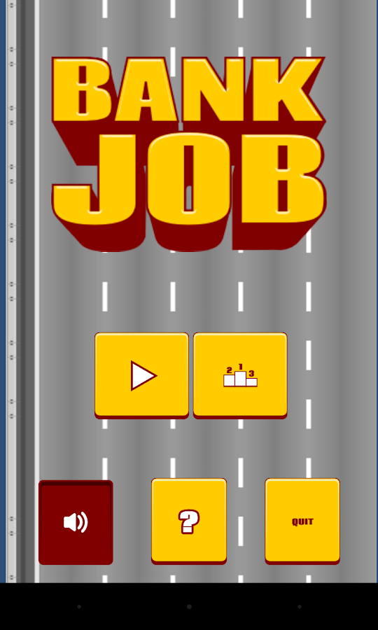 Bank Job- screenshot
