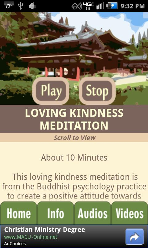 Qi Gong Meditation Relaxation - screenshot