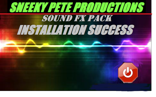 SPP Ultimate SFX Demo
