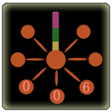 Sparkler Japanese Firework icon