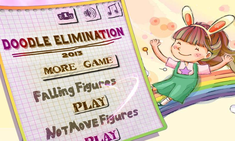 Doodle Elimination 2013 - screenshot