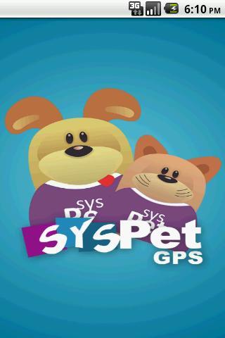 sysPet Gps