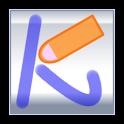 DrawNoteK logo