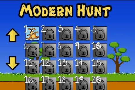 Modern Hunt