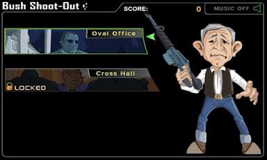 Bush-shootout