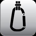 Climbing app icon