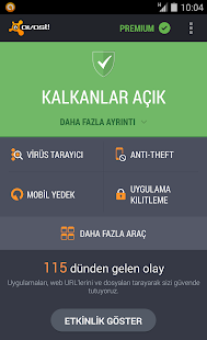 Mobile Security & Antivirus- ekran görüntüsü küçük resmi