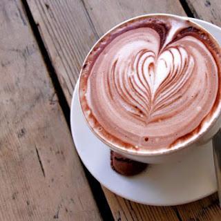 Fernet Hot Chocolate