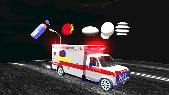 救护车模拟器 - 幼儿