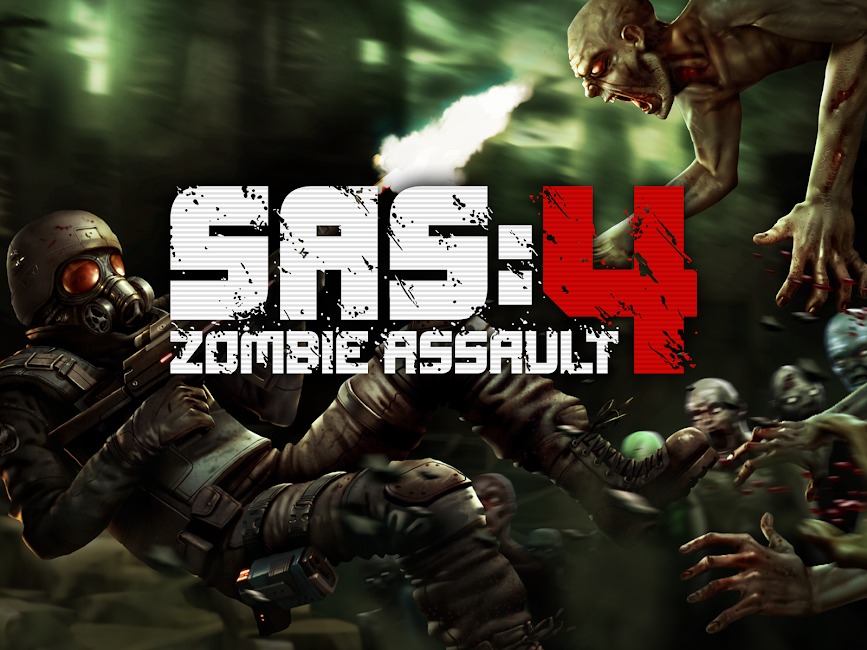 #10. SAS: Zombie Assault 4 (Android)
