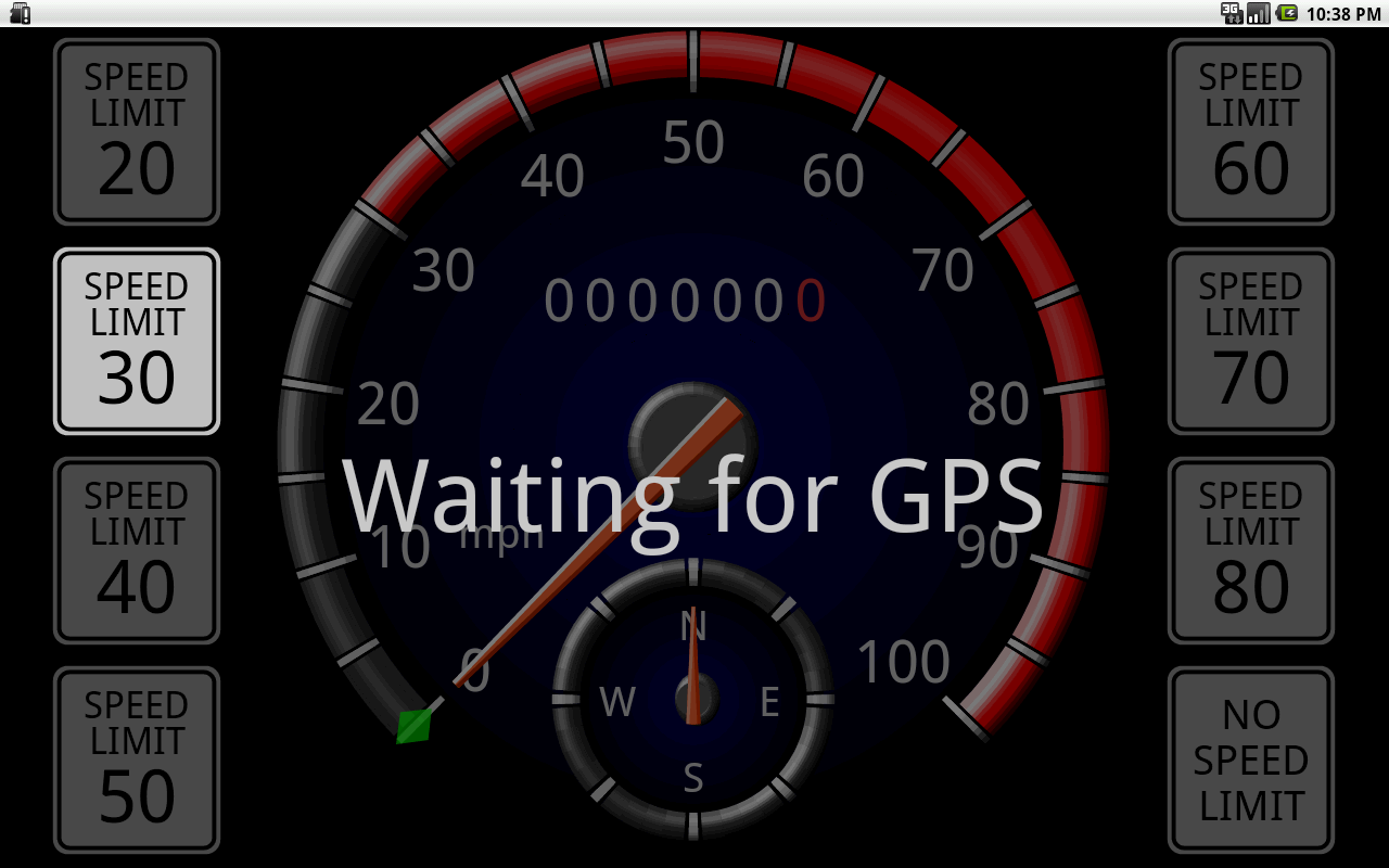 Speed Watcher Pro - screenshot