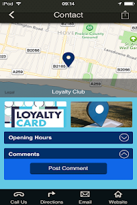Digital Loyalty Card screenshot 2