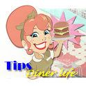 Tips for diner life facebook icon