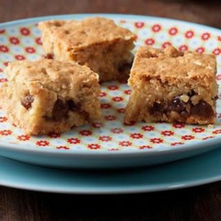Apple and Raisin Honey Squares Recipe