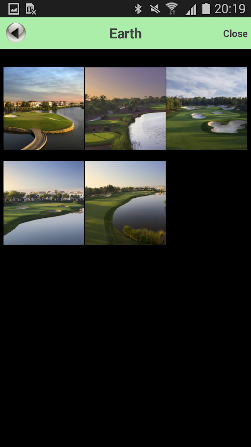 Jumeirah Golf Estates- screenshot