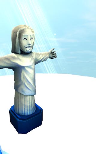 個人化必備APP下載|基督救世主雕像3D动态壁纸免费 好玩app不花錢|綠色工廠好玩App