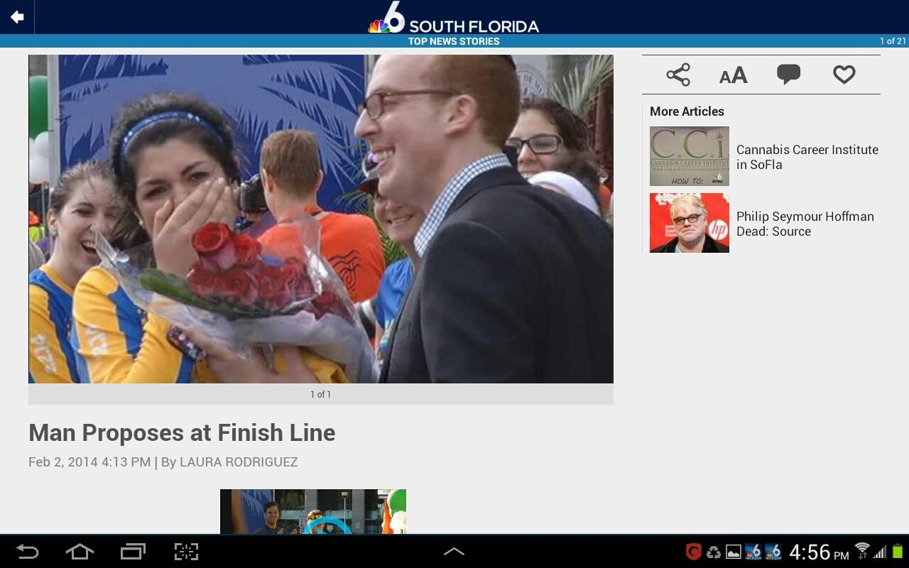 NBC 6 South Florida - screenshot