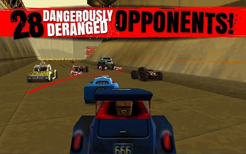 Carmageddon- screenshot thumbnail
