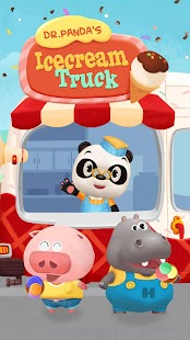 Dr. Panda's Ice Cream Truck- screenshot thumbnail