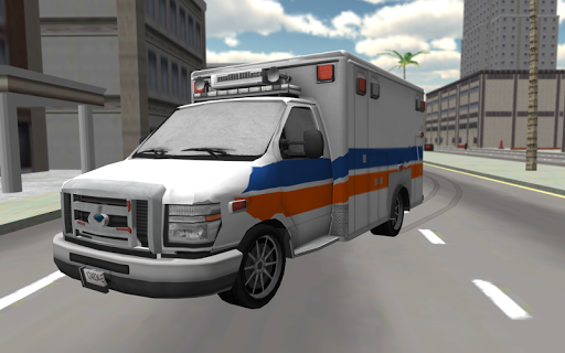 Extreme Ambulance Driving 3D