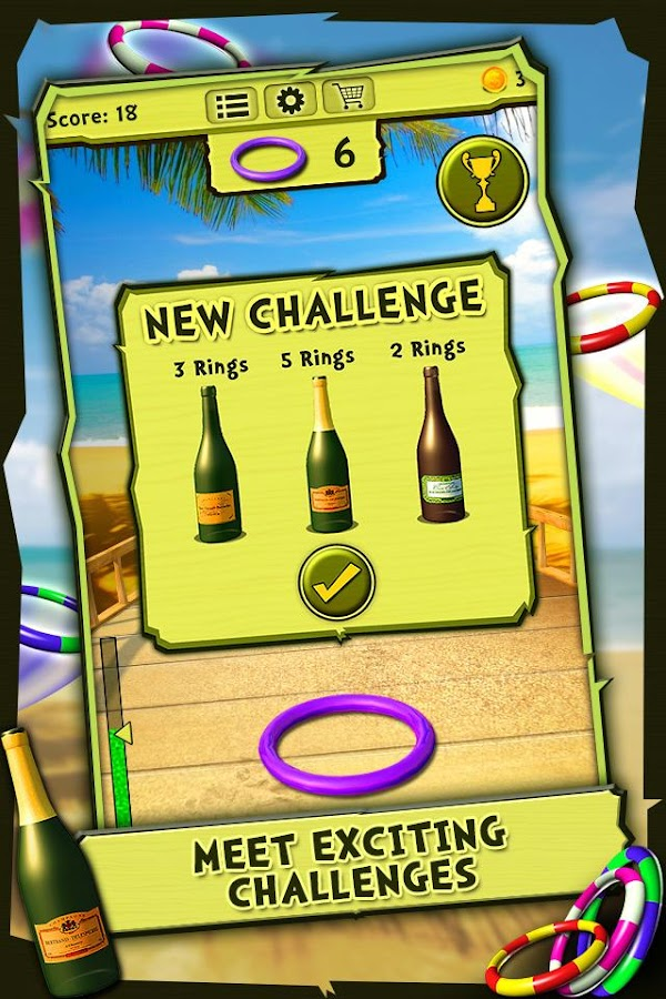 Carnival Toss 3D- screenshot