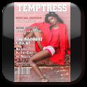 Brianesha Brim Temptress Model logo