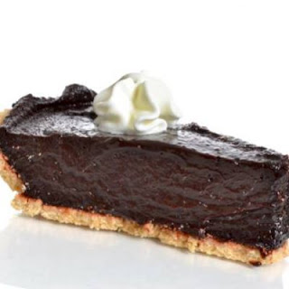 Simply The Best No-Bake Chocolate Pudding Pie.