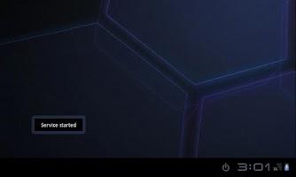 Screenshot of Next lite (music changer)