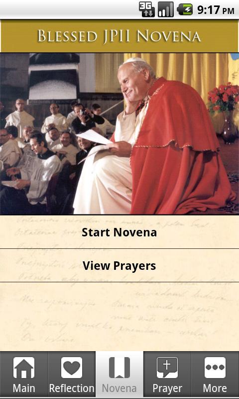 eVotions - Bl. John Paul II- screenshot