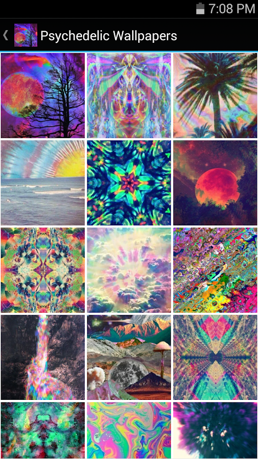 Psychedelic Wallpapers- screenshot