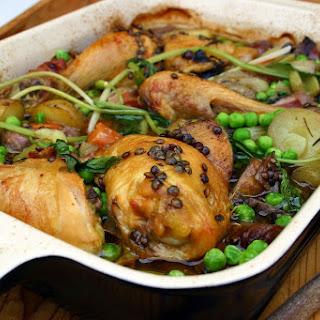 Chicken Thigh Stew Recipes.