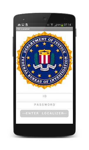 米連邦捜査局(FBI)のロケータ - 追跡ツール