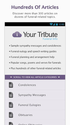 Funeral Info - Resources