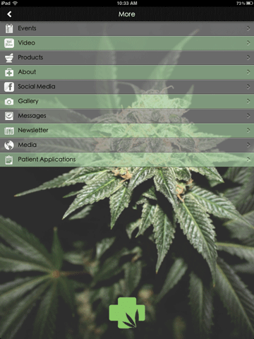 MMJ America- screenshot