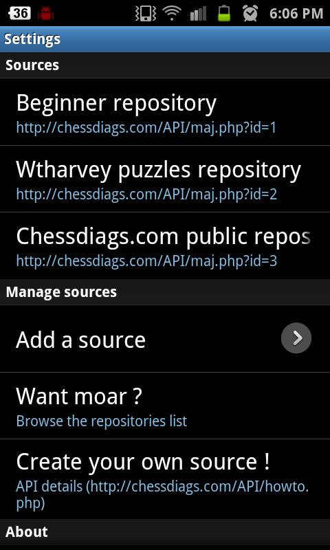 ChessDiags- screenshot