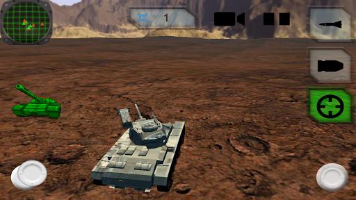 Tank Combat Commander 3D