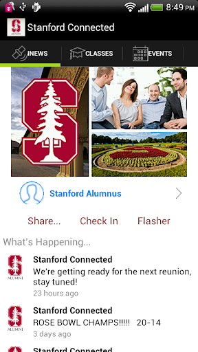 Stanford Connected