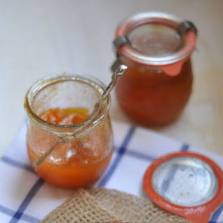 Apricot and Vanilla Bean Jam