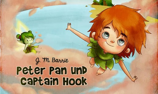 Peter Pan und Captain Hook - náhled