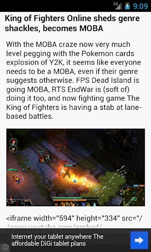 Computer Games News