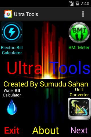 Ultra Tools