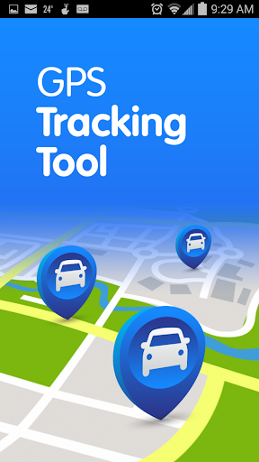 GPS Tracking Tool Driver App