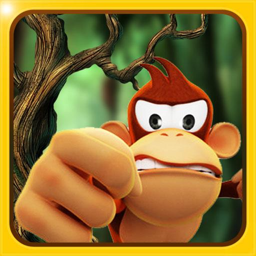 Monkey Swing : Mad Banana Kong