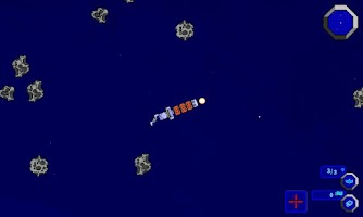 Screenshot of Asteroid Miner
