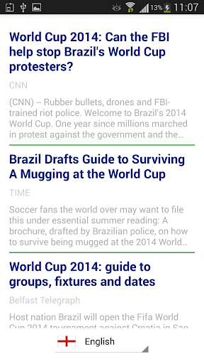 World Cup News - Brazil 2014